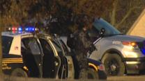 Man arrested after standoff with police