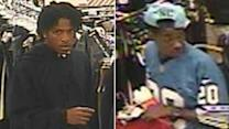 Suspects in AT&T armed robbery captured on video