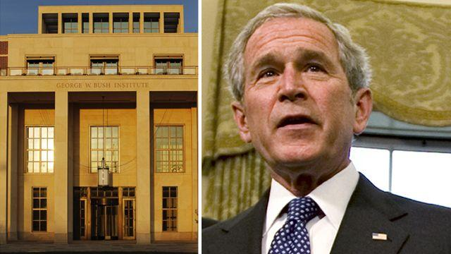 Presidential library brings Bush legacy back into spotlight