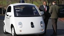 The Driverless Car, Officially, Is a Risk