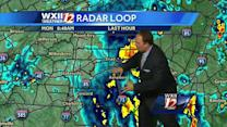 Storms continue in the Piedmont