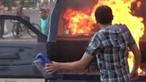 Egyptian Protests Continue Around U.S. Embassy in Cairo
