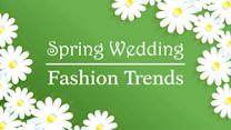 Spring Wedding Trends For All