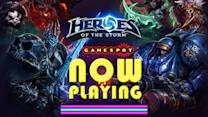 Heroes of the Storm - Now Playing