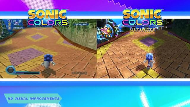 Sonic Colors: Ultimate (Gameplay Trailer)