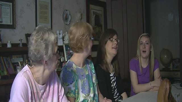 Cancer causing gene affects Tulsa family