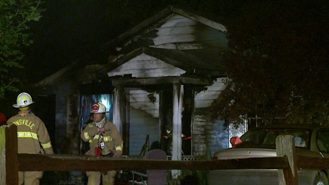 Domestic Dispute Leads to House Fire