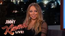 "Mariah Carey Says Being The Bachelorette ""Would Be Fun"""