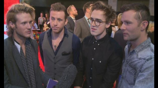McFly interview: Boys tell Miley Cyrus to get more naked