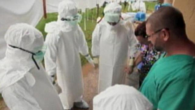 Ebola Outbreak Prompts Dispatch of Health Workers