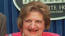 Pioneering Journalist Helen Thomas, Dead at 92