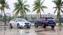 海外新車試駕-Subaru Legacy & Outback