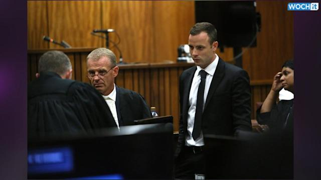 Pistorius' Lawyer Suggests 'Chaos And Contamination' At Scene