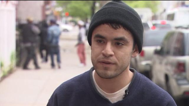 Victim of Hammer-Wielding Robber Speaks Out