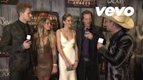 Red Carpet Interview (2014 American Country Countdown Awards)