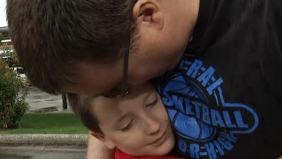 Reunited Dad, Son: 'We Just Praise God'