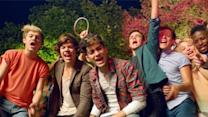 One Direction: Living it up