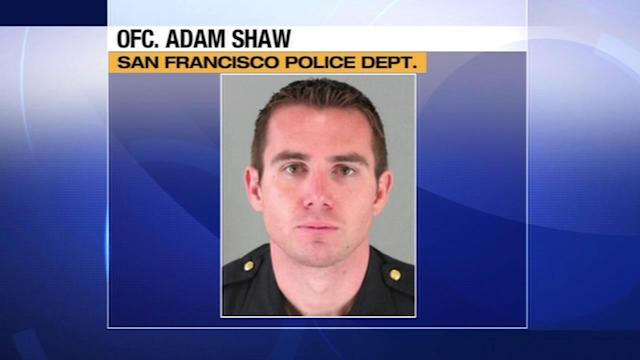 Wounded San Francisco police officer back in surgery