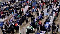 Unemployment Rate Rises as Economy Adds More Jobs Than Forecast