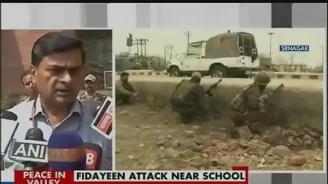 Politicians react to militants' attack on CRPF camp in Srinagar Part-5