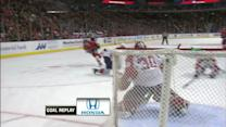 Brent Seabrook fires PPG in on the short-side