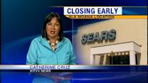 Shoppers lament early closure of Sears store