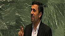 Ahmadinejad calls for a new world order