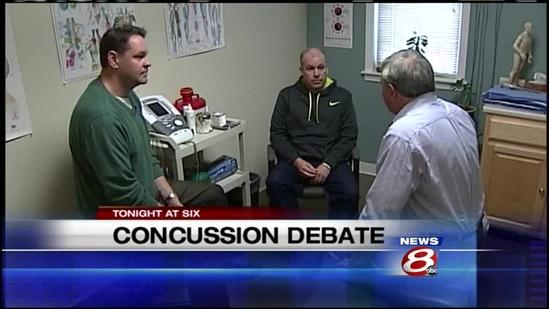 Tonight at Six: Concussion Conversation