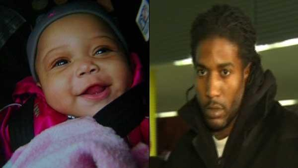 Jonylah Watkins' father talks to Chicago police