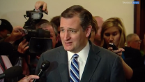 Ted Cruz rules out a third-party run