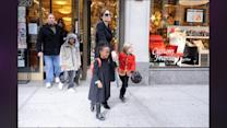 Angelina Jolie Spends Afternoon With Daughters Shiloh And Vivienne In Sydney