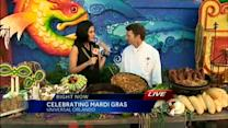 Universal cooks up New Orleans fare for Mardi Gras