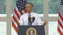 President wraps up two day trip to Minnesota with remarks on economy