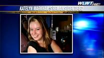 Katelyn Markham's remains identified