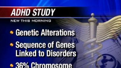 New Study: ADHD Is Genetic