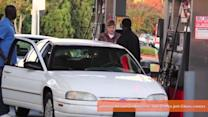 Friends Spend a Day at a Gas Station Paying For Strangers' Gas