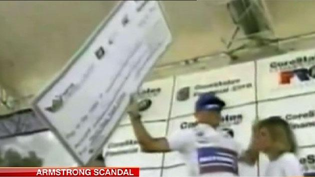 Armstrong hit by race-fixing claims