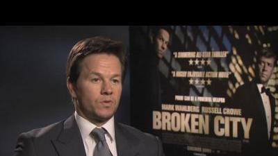 Broken City - Mark Wahlberg talks about the ...