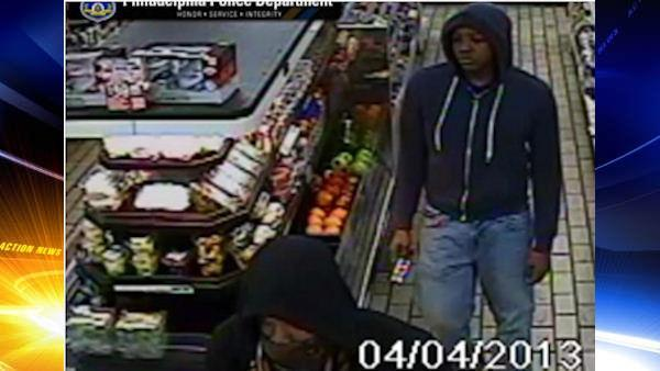 2 sought in Kingsessing 7-Eleven robbery