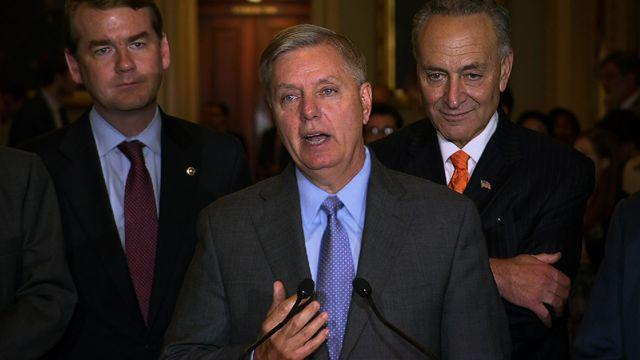 Graham, McCain: We can only support democratic transition in Egypt