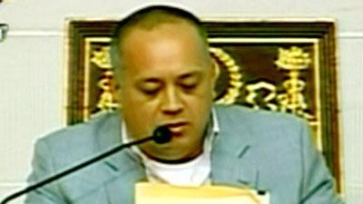 Chavez Won't Attend Swearing in Ceremony