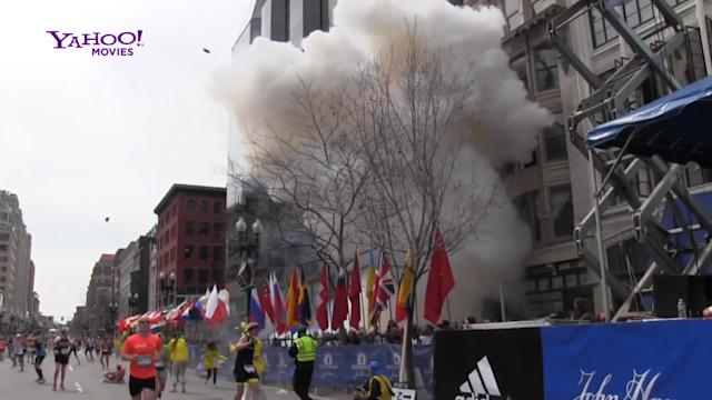 - Film adaptation for book about Boston Marathaon bombing