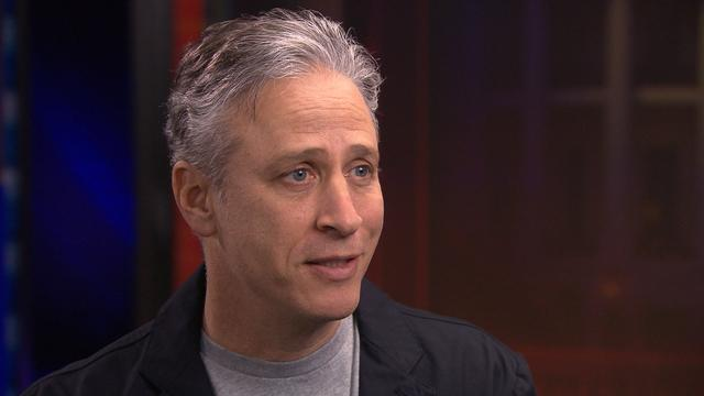 The real Jon Stewart on
