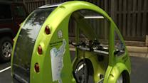 Bike of the Future Travels East Coast