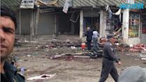 Suicide Attack in Afghanistan Leaves at Least 30 Dead