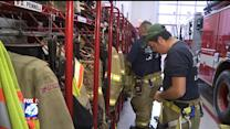 Fewer and Fewer Volunteer Firefighters Answering the Call For Help