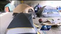 Pittsburgh's Homeless Evicted From Camps