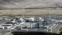 UN nuclear experts inspect Iran's atomic reactor