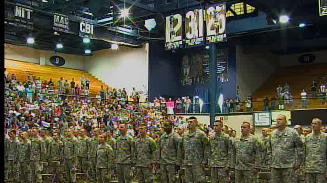 National Guard called up for active duty