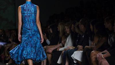 Vera Wang looks to India for spring collection